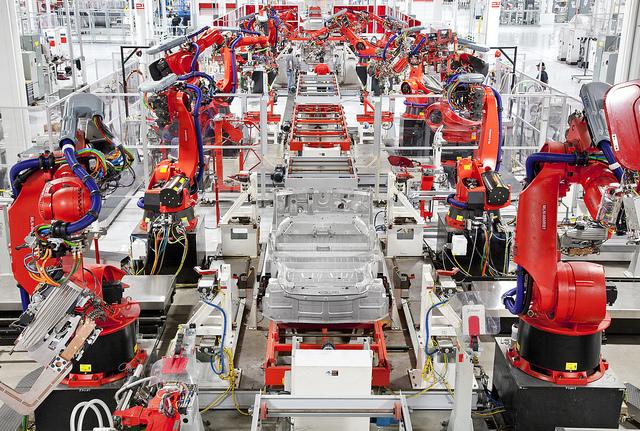 Mit Club Of Northern California Tour Of Tesla Motors Factory